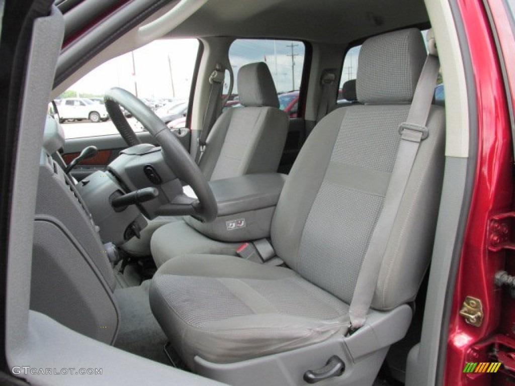 2006 Dodge Ram 1500 Big Horn Edition Quad Cab 4x4 Interior