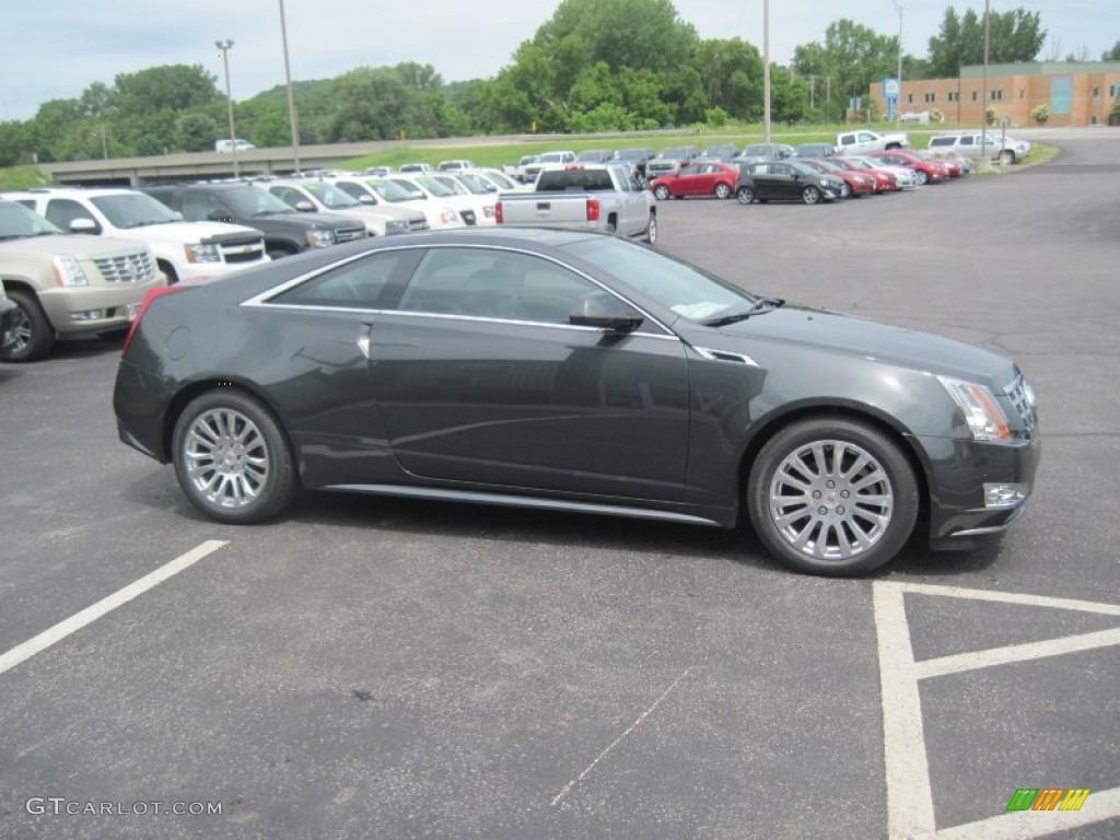 Phantom Gray Metallic 2014 Cadillac CTS 4 Coupe AWD ...