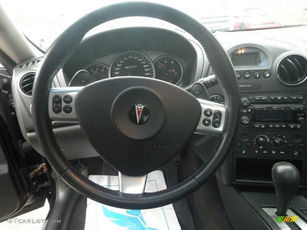 2006 Pontiac Grand Prix Gxp Sedan Steering Wheel Photos Gtcarlot Com