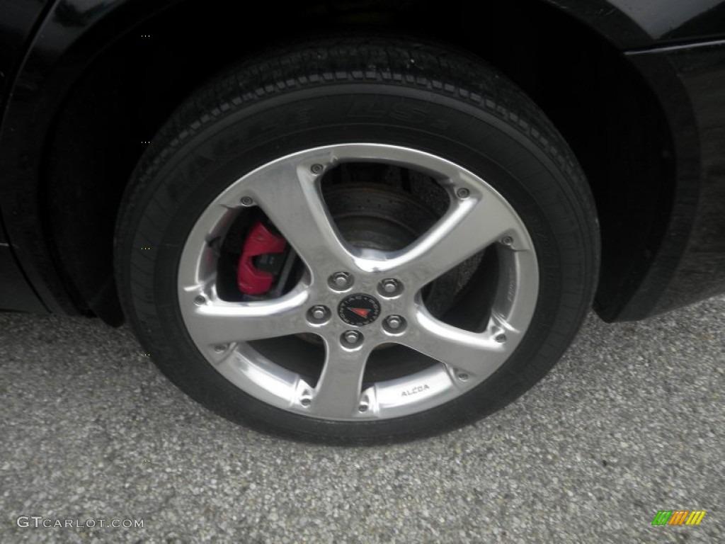 2006 Pontiac Grand Prix GXP Sedan Wheel Photo #82746955