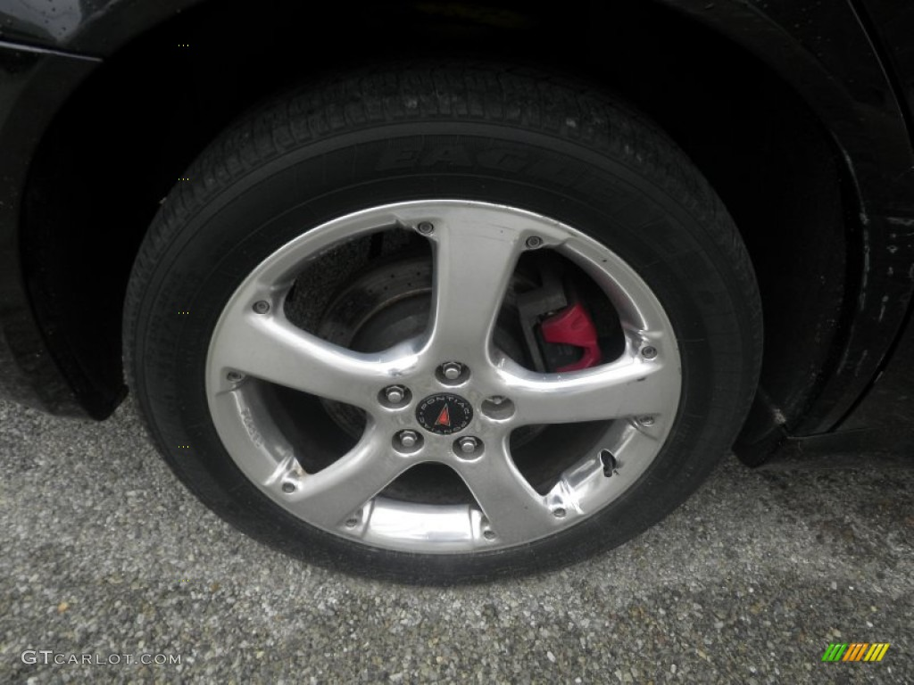 2006 Pontiac Grand Prix GXP Sedan Wheel Photo #82746979