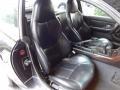 1999 BMW Z3 Black Interior Front Seat Photo