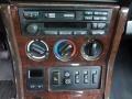 1999 BMW Z3 Black Interior Controls Photo