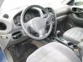 Gray 2003 Hyundai Santa Fe Interiors