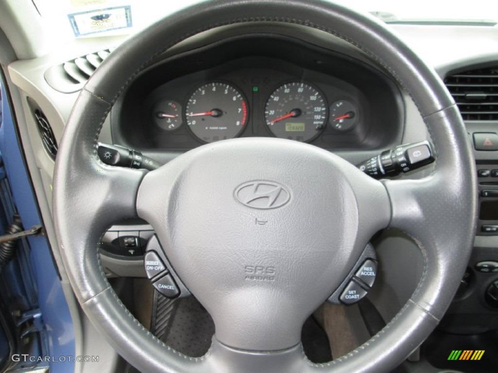 2003 hyundai santa fe gls steering wheel photos. Black Bedroom Furniture Sets. Home Design Ideas