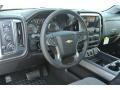 Jet Black/Dark Ash Dashboard Photo for 2014 Chevrolet Silverado 1500 #82761760