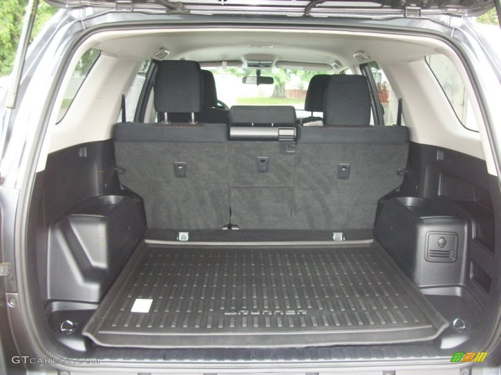 2012 Toyota 4runner Sr5 4x4 Trunk Photos Gtcarlot Com