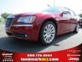 Deep Cherry Red Crystal Pearl 2013 Chrysler 300 Gallery