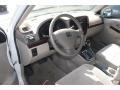 Gray 2005 Suzuki XL7 Interiors