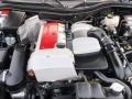 2001 Black Mercedes-Benz SLK 230 Kompressor Roadster  photo #29