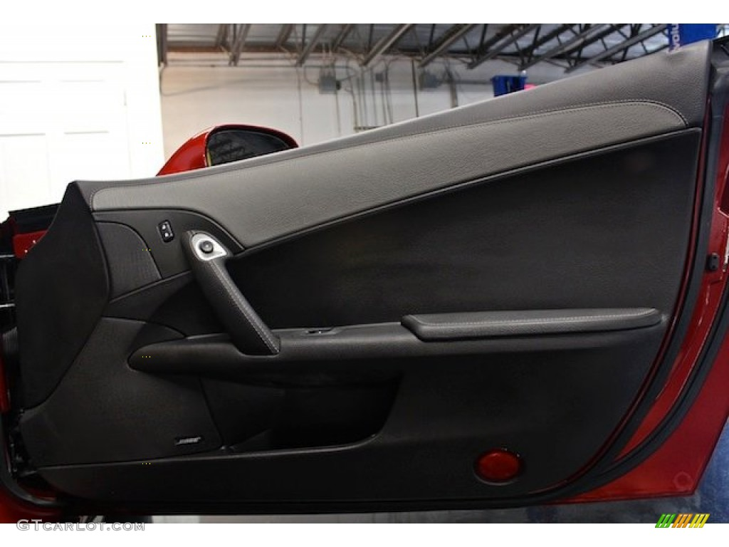 2011 chevrolet corvette zr1 ebony black titanium door panel photo 82775618 gtcarlot com