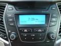 Beige Audio System Photo for 2013 Hyundai Santa Fe #82777590