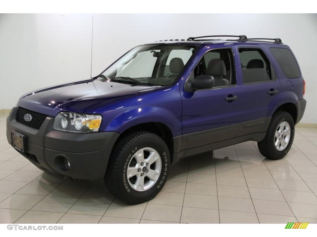 Sonic Blue Metal...2009 Ford Escape Xlt Battery Light Stays On