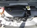 2014 White Platinum Ford Escape SE 1.6L EcoBoost  photo #15