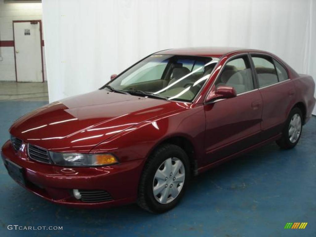 2002 patriot red pearl mitsubishi galant es 8256270 car color galleries. Black Bedroom Furniture Sets. Home Design Ideas