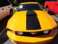 2007 Grabber Orange Ford Mustang GT Premium Coupe  photo #2
