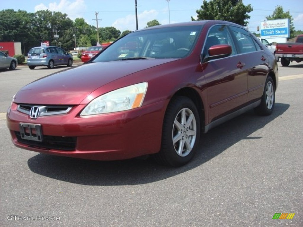 2004 redondo red pearl honda accord lx v6 sedan 82791132. Black Bedroom Furniture Sets. Home Design Ideas