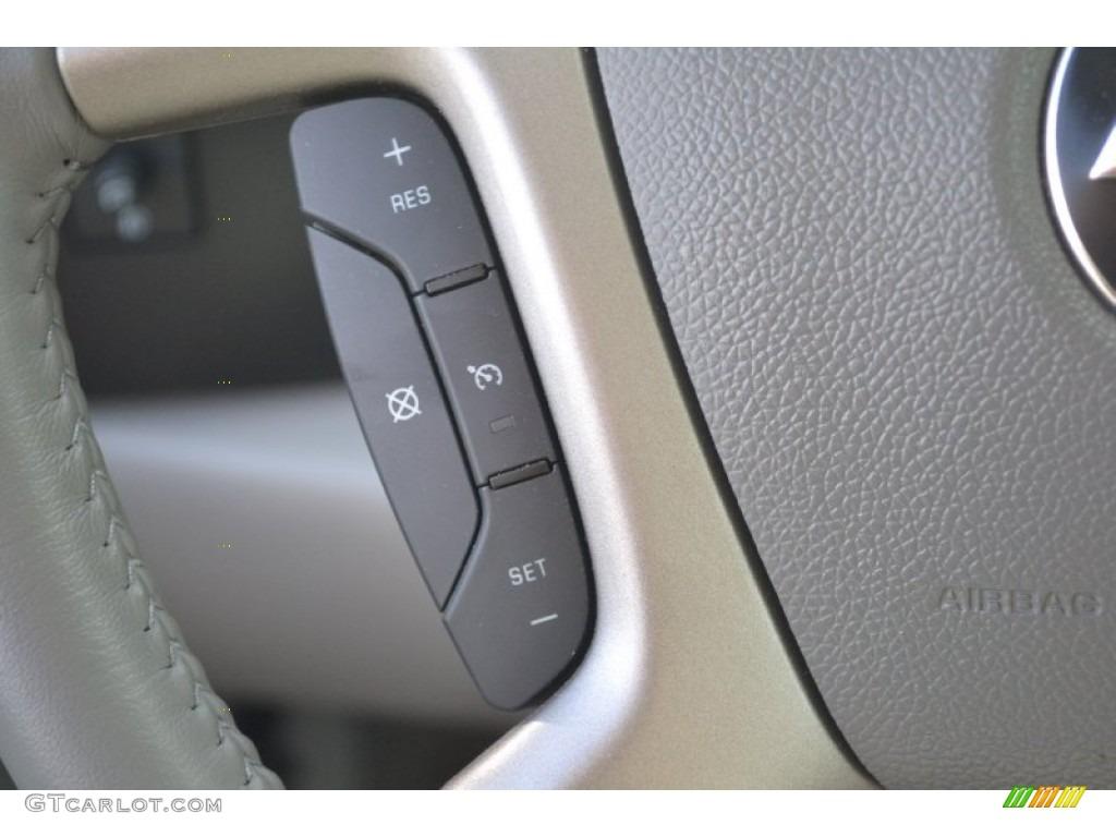 2012 Silverado 1500 LT Crew Cab - Graystone Metallic / Light Titanium/Dark Titanium photo #22