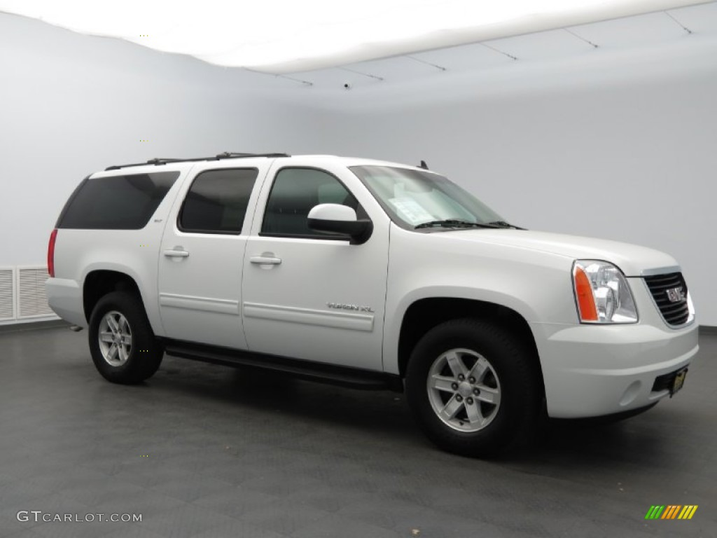 2013 summit white gmc yukon xl slt 82791107 car color galleries. Black Bedroom Furniture Sets. Home Design Ideas