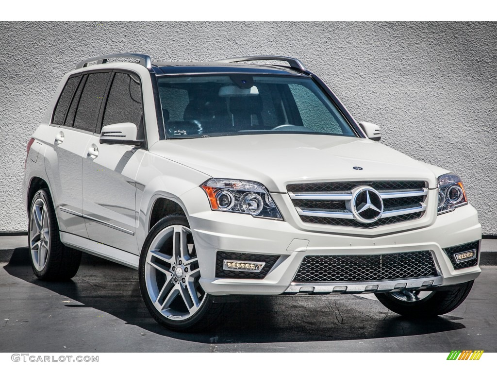 arctic white 2011 mercedes benz glk 350 exterior photo