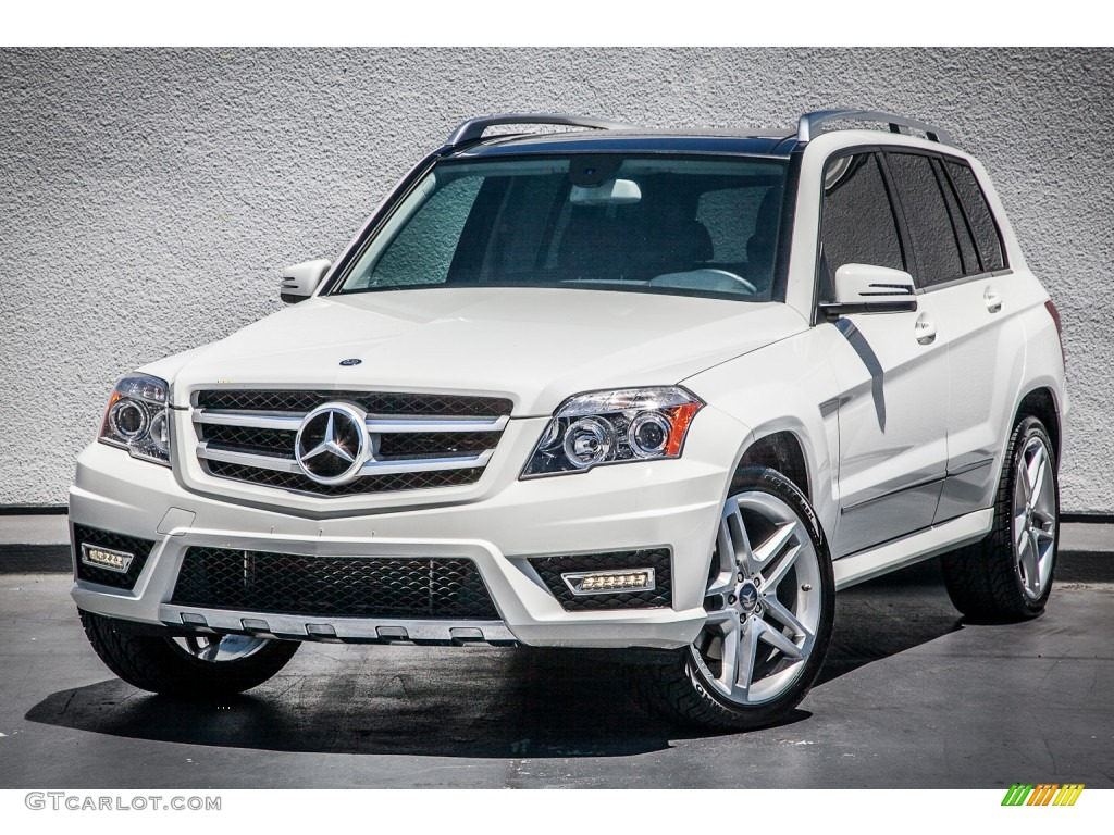 2011 mercedes benz glk 350 exterior photos