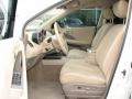 2007 Glacier Pearl White Nissan Murano S  photo #9