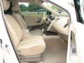 2007 Glacier Pearl White Nissan Murano S  photo #10