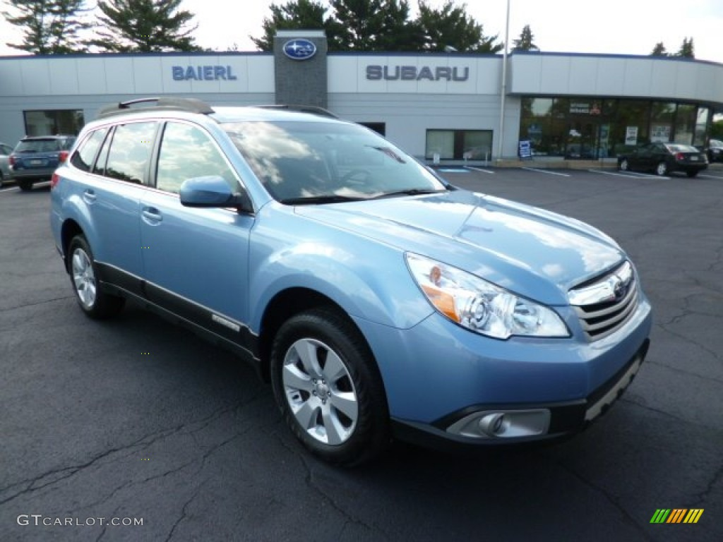 2012 sky blue metallic subaru outback 25i premium 82791077 2012 outback 25i premium sky blue metallic off black photo 1 vanachro Images