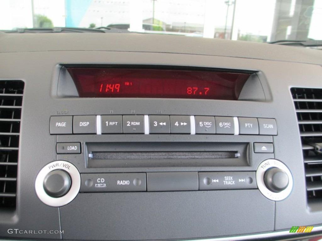 2013 Mitsubishi Lancer Sportback Gt Controls Photos