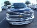 2013 Black Chevrolet Silverado 1500 LT Extended Cab  photo #2