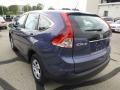 2013 Twilight Blue Metallic Honda CR-V LX AWD  photo #5