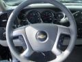 2013 Black Chevrolet Silverado 1500 LT Extended Cab  photo #15