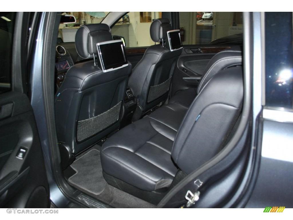 2012 Mercedes Benz Gl 450 4matic Interior Color Photos