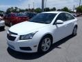 Front 3/4 View of 2014 Cruze Diesel