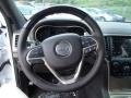 Summit Grand Canyon Jeep Brown Natura Leather Steering Wheel Photo for 2014 Jeep Grand Cherokee #82859718