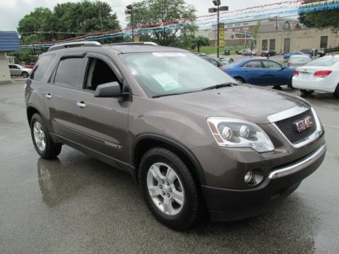 2008 gmc acadia sle awd data info and specs. Black Bedroom Furniture Sets. Home Design Ideas