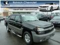 Onyx Black 2002 Chevrolet Avalanche Gallery