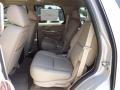 2013 Cadillac Escalade Cashmere/Cocoa Interior Rear Seat Photo