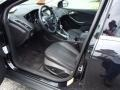 2012 Tuxedo Black Metallic Ford Focus Titanium 5-Door  photo #10