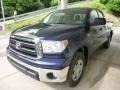 2013 Nautical Blue Metallic Toyota Tundra Double Cab 4x4  photo #5