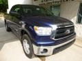 2013 Nautical Blue Metallic Toyota Tundra Double Cab 4x4  photo #7