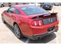 2011 Red Candy Metallic Ford Mustang GT Premium Coupe  photo #5