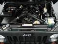 2011 Natural Green Pearl Jeep Wrangler Sport 4x4  photo #8