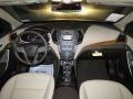 Beige Interior Photo for 2013 Hyundai Santa Fe #82876453