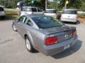 2007 Tungsten Grey Metallic Ford Mustang V6 Deluxe Coupe  photo #12