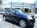 Capri Blue Metallic - GLK 350 Photo No. 1