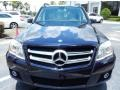 Capri Blue Metallic - GLK 350 Photo No. 2