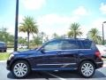 2010 GLK 350 Capri Blue Metallic