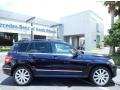 Capri Blue Metallic - GLK 350 Photo No. 8