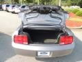 2007 Satin Silver Metallic Ford Mustang V6 Deluxe Convertible  photo #12